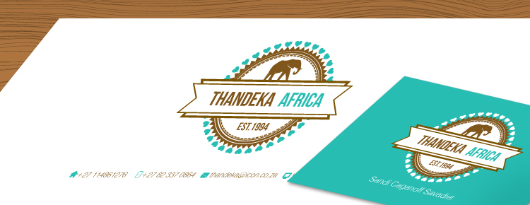 thandekaafrica corporate identity
